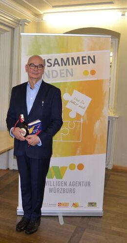 Dieter Bednarz Lesung